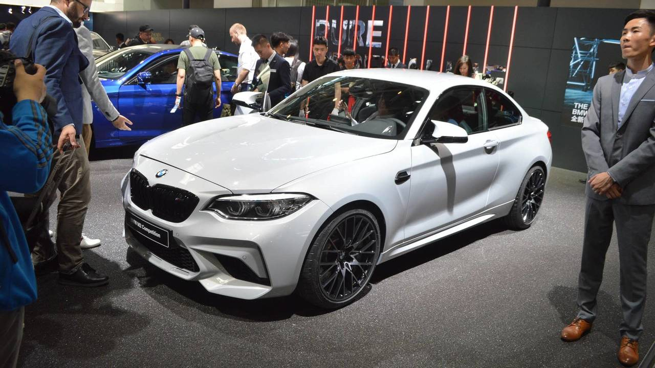 2019 Bmw M2 Competition Live From Beijing