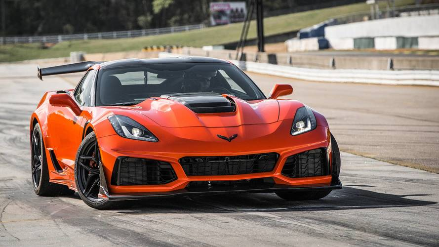 2019 Chevrolet Corvette ZR1 First Drive