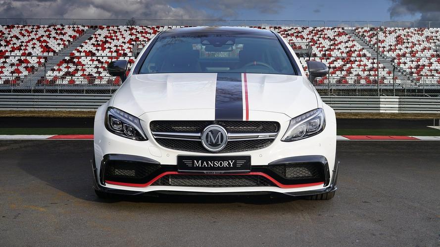 Mercedes-AMG C 63 S Coupé de Mansory