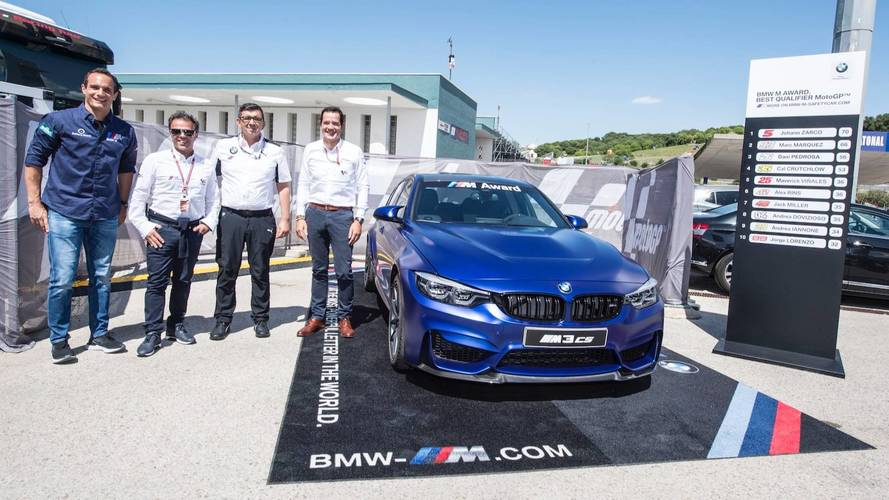 BMW M3 CS MotoGP Award 2018