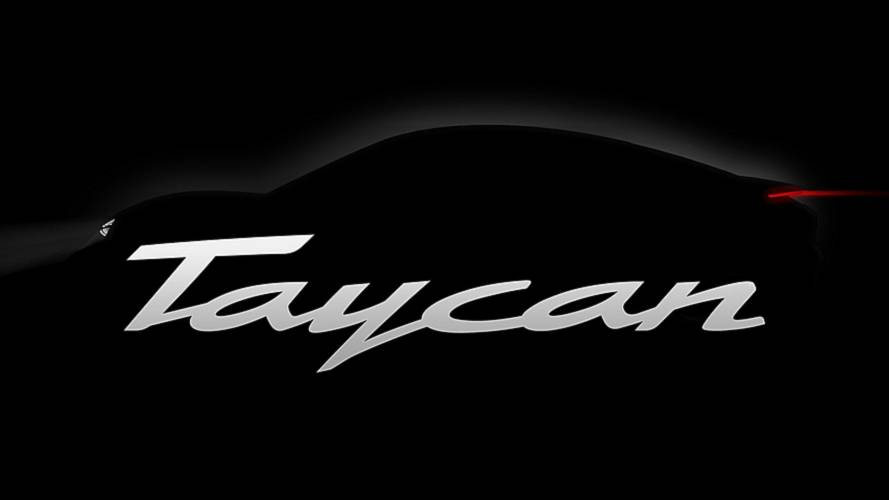 Porsche Gives Taycan Name To Road-Going Mission E Concept