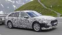 2020 Audi A6 Allroad İlk Casus Fotoğraflar