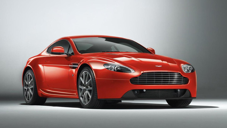 Aston Martin wants to save the manuals