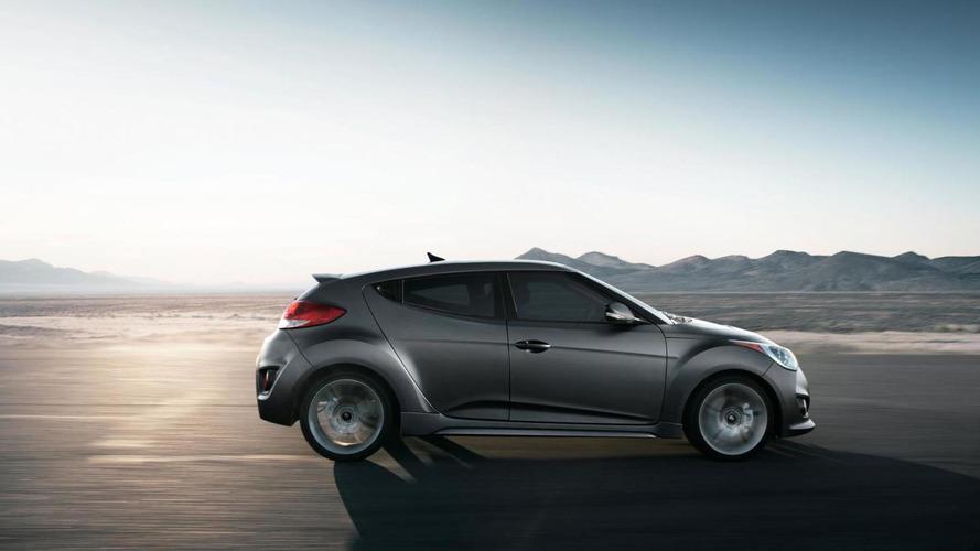 Avustralyalılar Hyundai Veloster SR Turbo'ya kavuştu