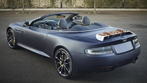 Aston Martin Virage with Q customizations 02.3.2012