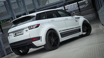 Range Rover Evoque gets wide bodykit from Prior Design