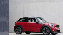 MINI Countryman / Paceman with John Cooper Works styling accessories 10.6.2013