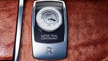 Rolls-Royce Ghost Alpine Trial Centenary Edition 18.4.2013