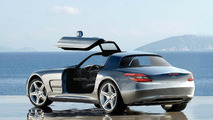 Mercedes-Benz confirms plans to preview SLS replacement 'very soon'