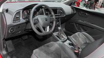 2013 Seat Leon SC at 2013 Geneva Motor Show