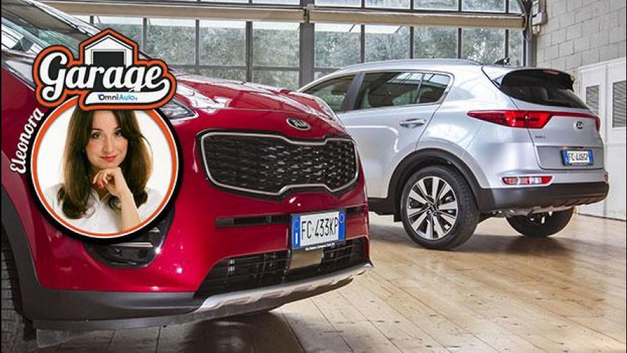 Kia Sportage, il SUV con due anime [VIDEO]