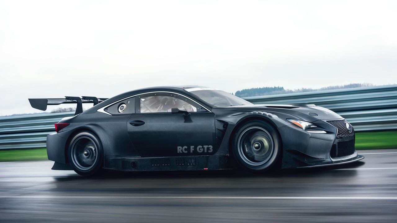 Lexus RC F GT3 2017 3