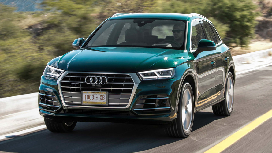 2016 Audi Q5 review: Hard to beat