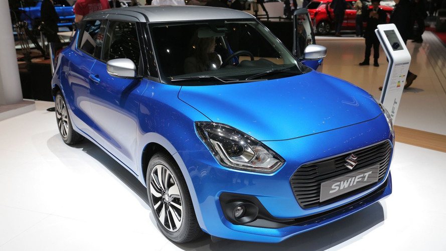 New Suzuki Swift brings da funk for an AWD hybrid hatch