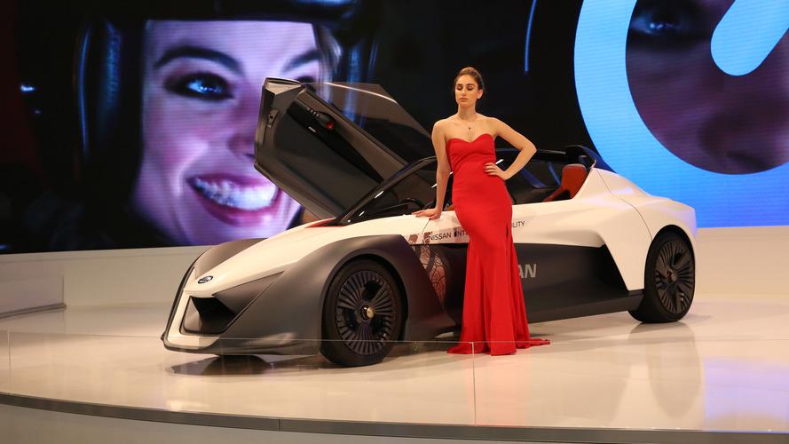 Nissan'dan Autoshow'da konsept sürprizi