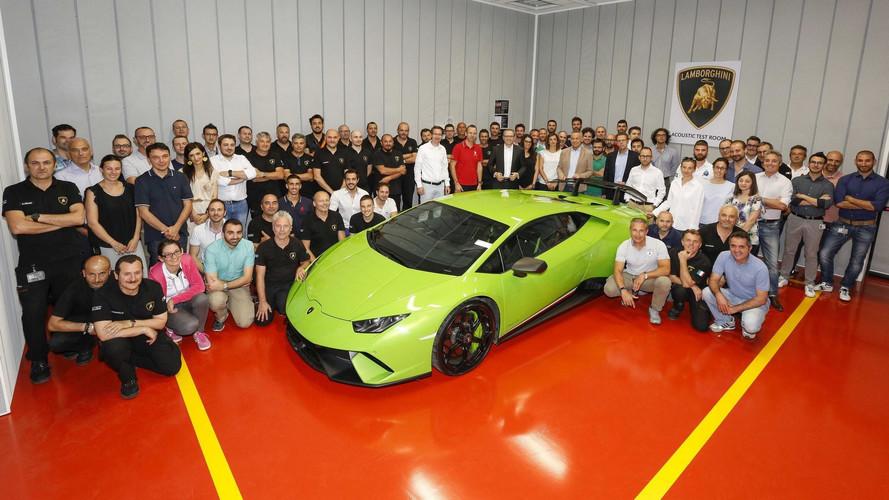 Lamborghini, en iyi sesi bulmak için akustik test odası kurdu