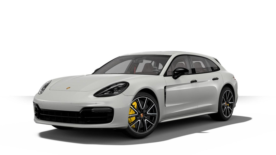 Most Expensive Porsche Panamera Sport Turismo Costs $235,560