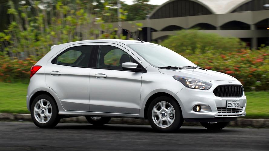 Ka, Fiesta, Focus, Fusion e Ranger são oferecidos com até R$ 37 mil de desconto