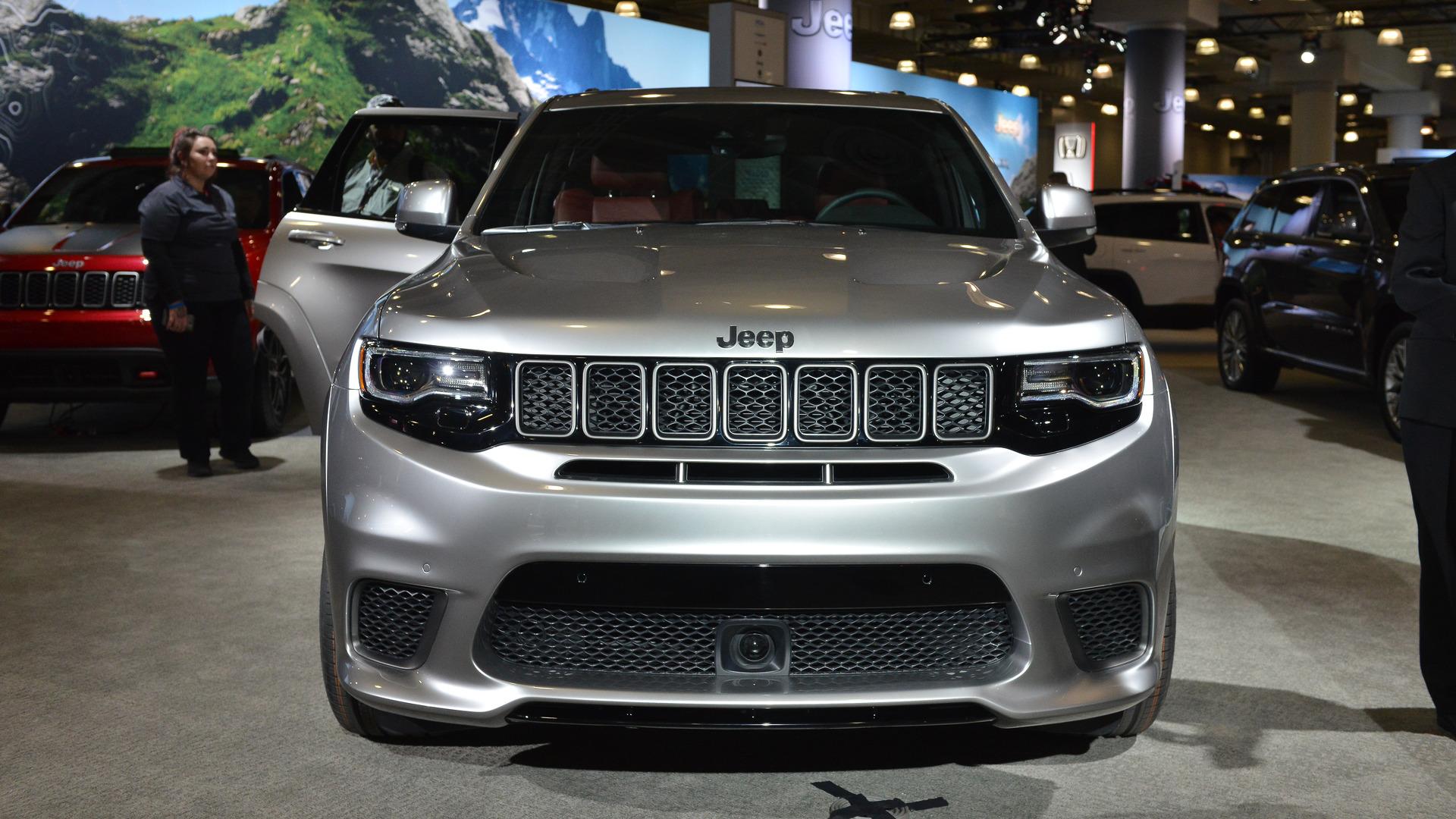 Track Hawk Grand Cherokee >> Jeep Grand Cherokee Trackhawk Makes 4-Wheel Dyno Run At Debut