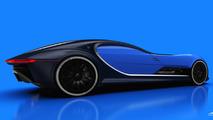 Bugatti Type 57 T Concept