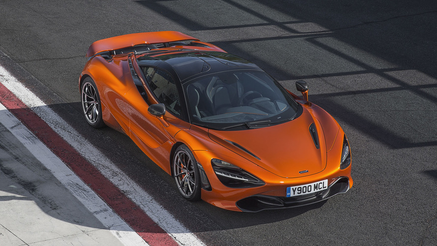 McLaren 720S Horsepower Might Be Seriously Underrated