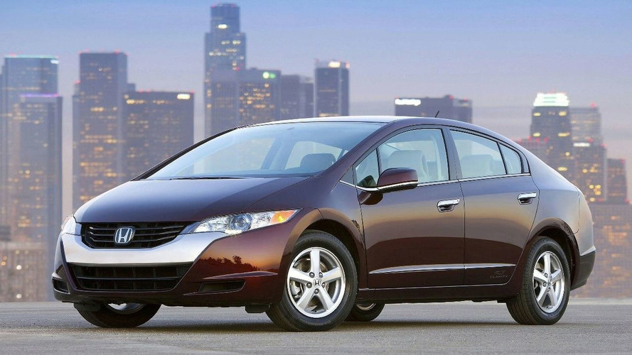 Honda fuel cell vehicle confirmed for 2015