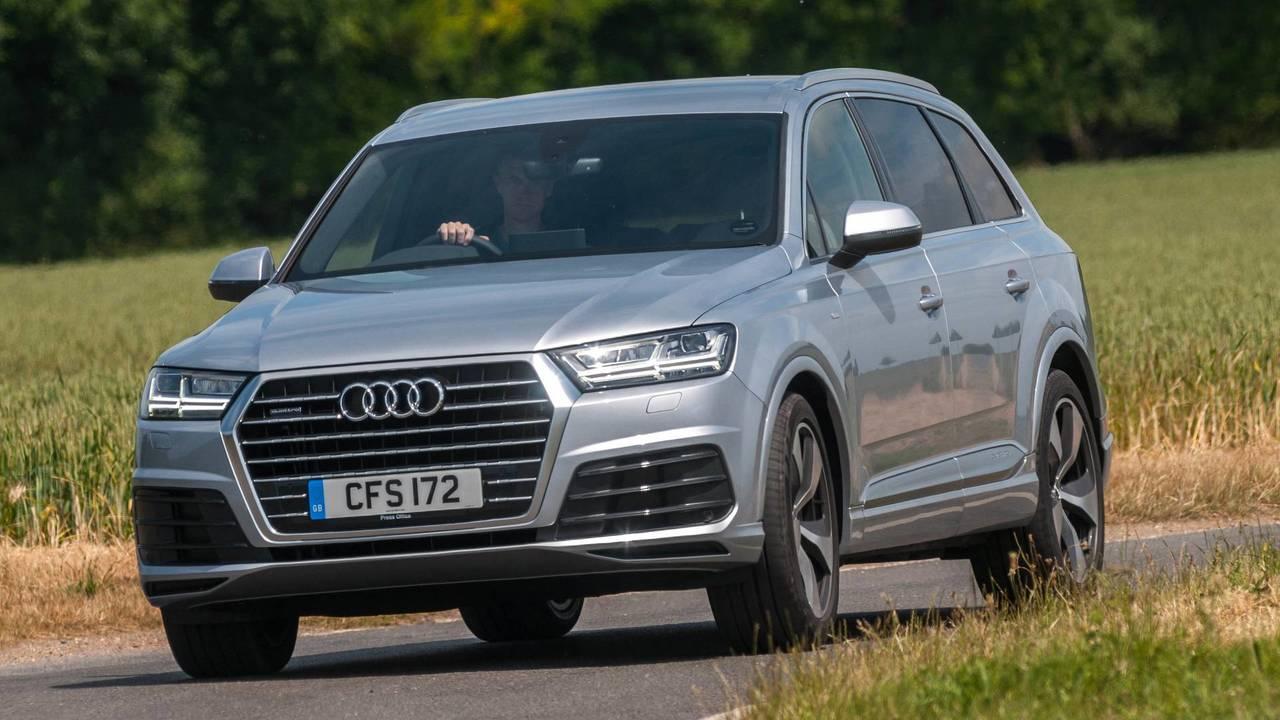The tech one – Audi Q7