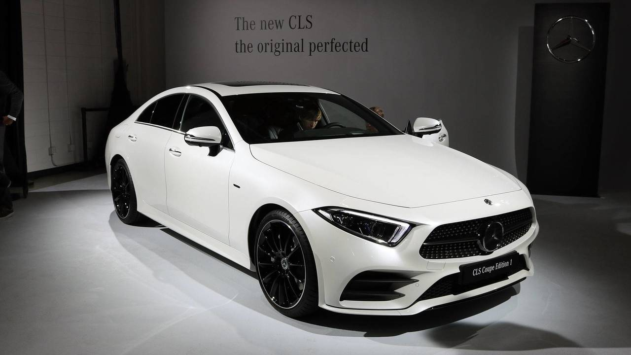 2019 Mercedes Benz Cls450 Edition 1 Photo