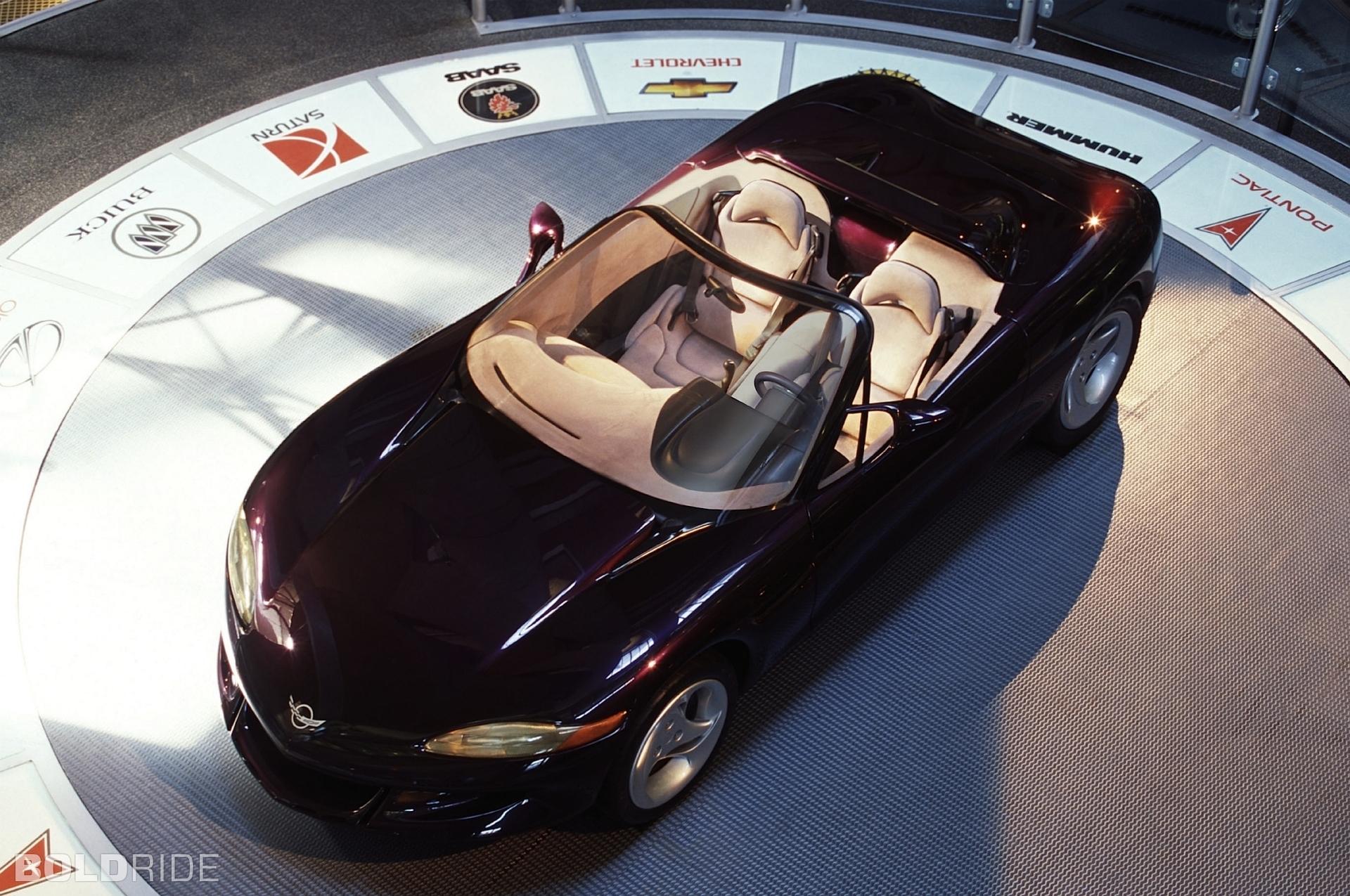Chevrolet Corvette Sting Ray III Concept