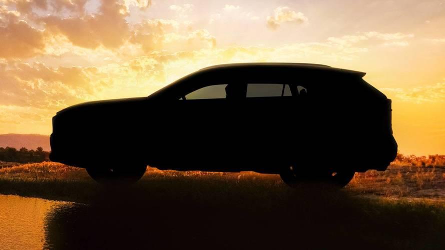 Teaser - Le Toyota RAV4 s'apprête à faire peau neuve