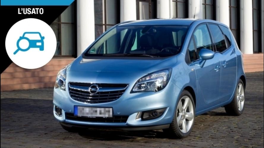 Opel Meriva, tanto spazio a poco prezzo