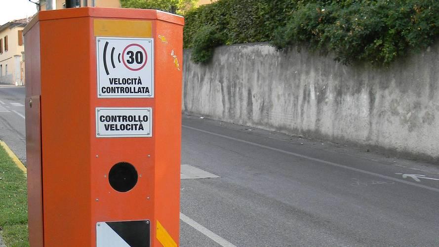 Multe stradali, incassi record per i Comuni