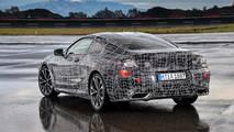 BMW 8 Serisi resmi teaser