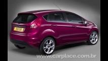 Salão de Genebra 2008: Ford apresenta oficialmente o novo Fiesta europeu