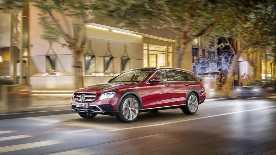 La Mercedes Classe E All-Terrain - Les prix