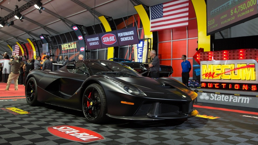 Total sales of $50M USD reached at Monterey auction, here's the top 10