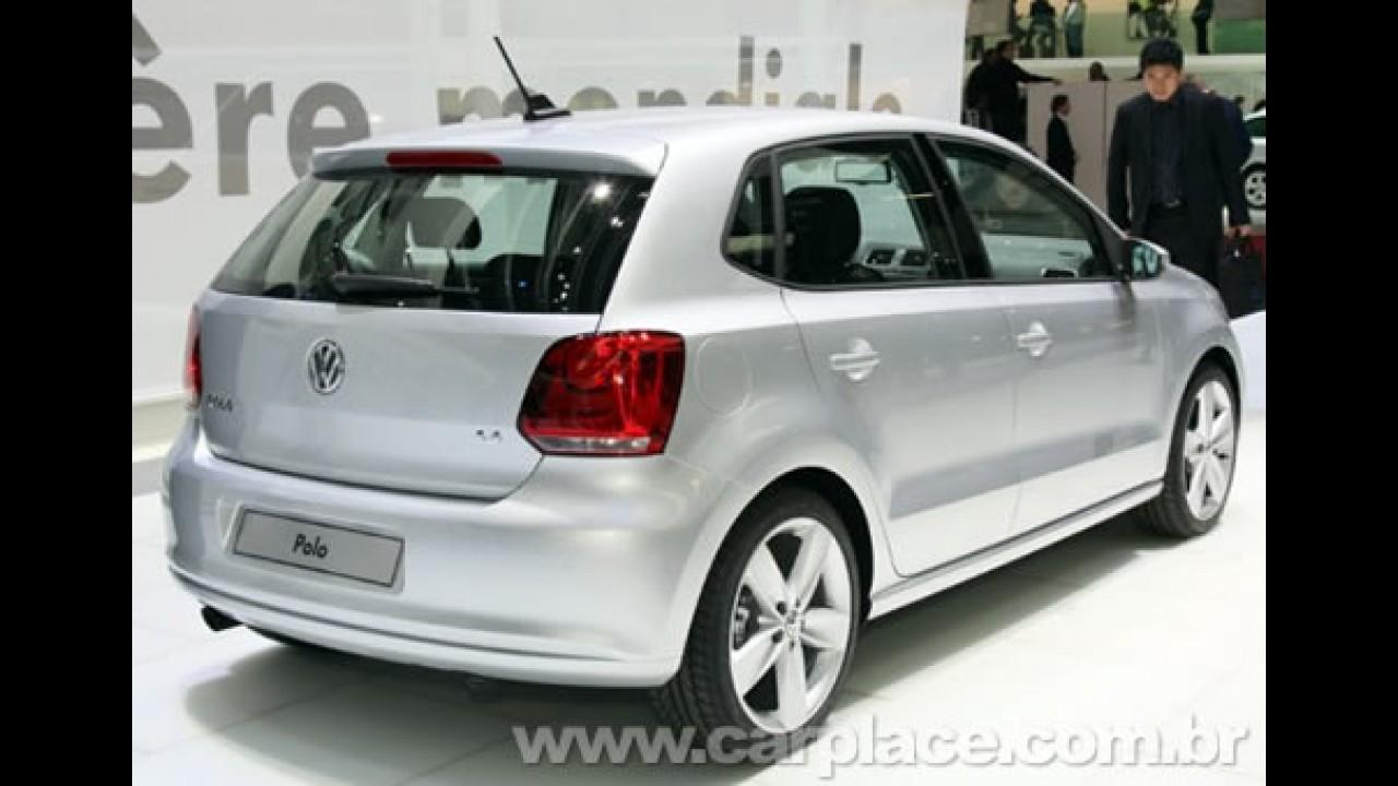 Novo Polo é destaque em Genebra -  VW divulga vídeo do Novo Polo em ação