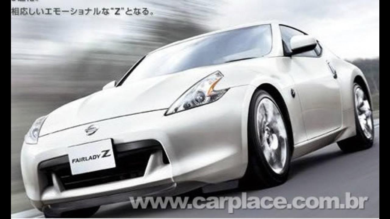 "Nissan passa a ofercer ""Styling Package"" para personalizar o novo Fairlady 370Z"
