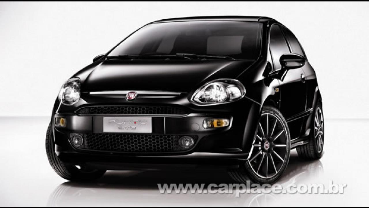 OFICIAL: Novo Fiat Punto Evo 2011 - Veja fotos