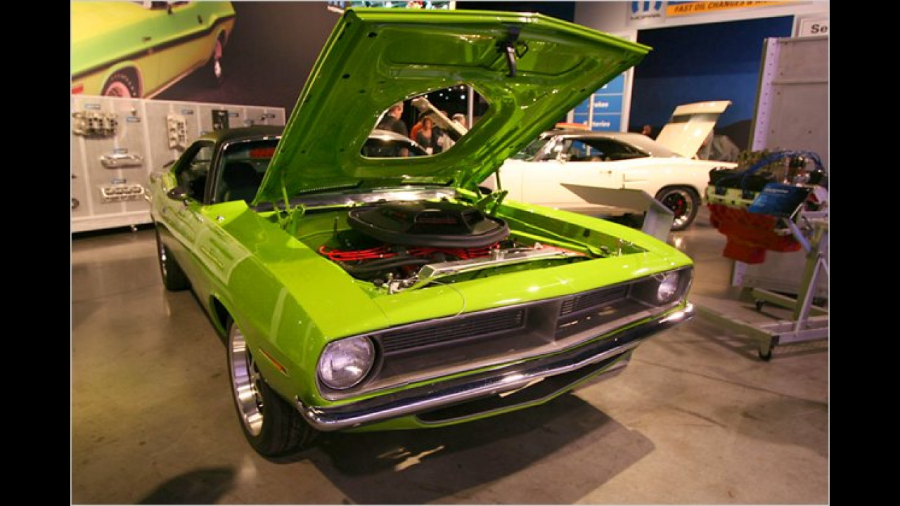 Plymouth Barracuda Hemi 1970