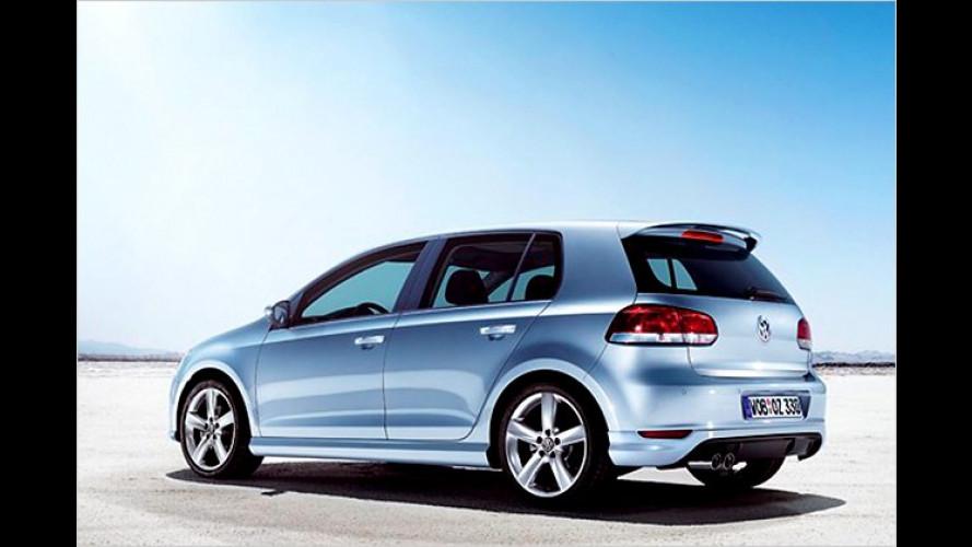 Sportlich und nützlich: Zubehör für den VW Golf