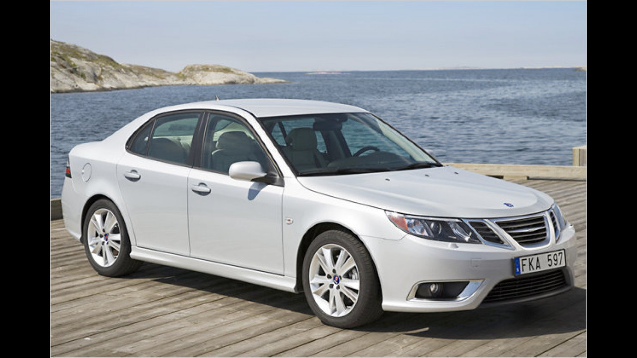 Saab 9-3 2.0 Turbo Linear XWD