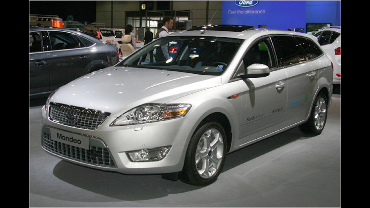 Ford Mondeo LPG