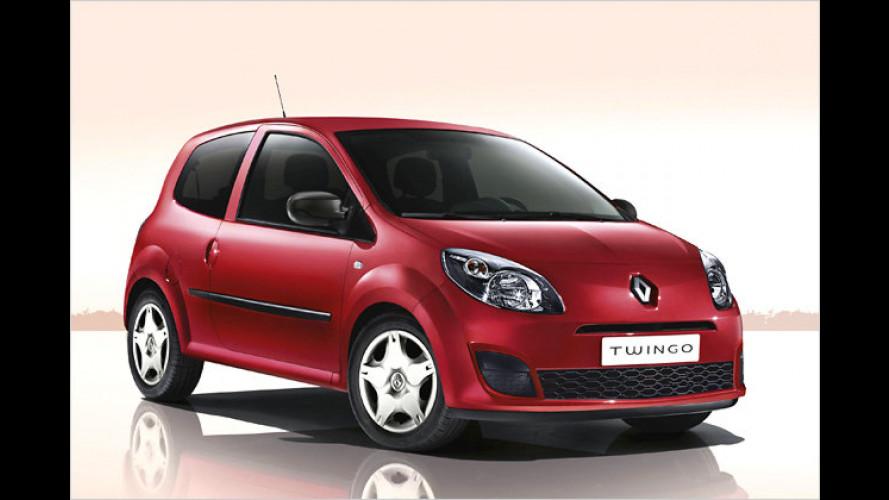 Bis zu 3.410 Euro sparen: Renaults ,Je t'aime