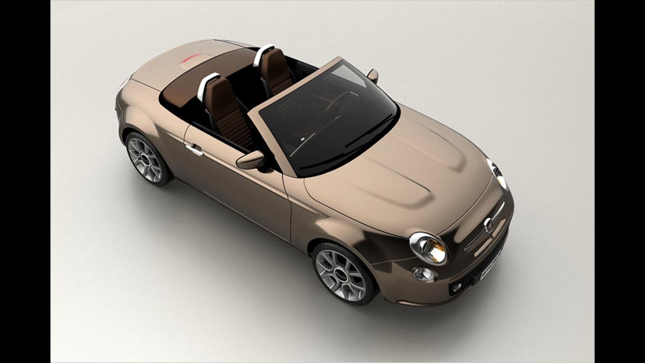 Fiat 500 Roadster