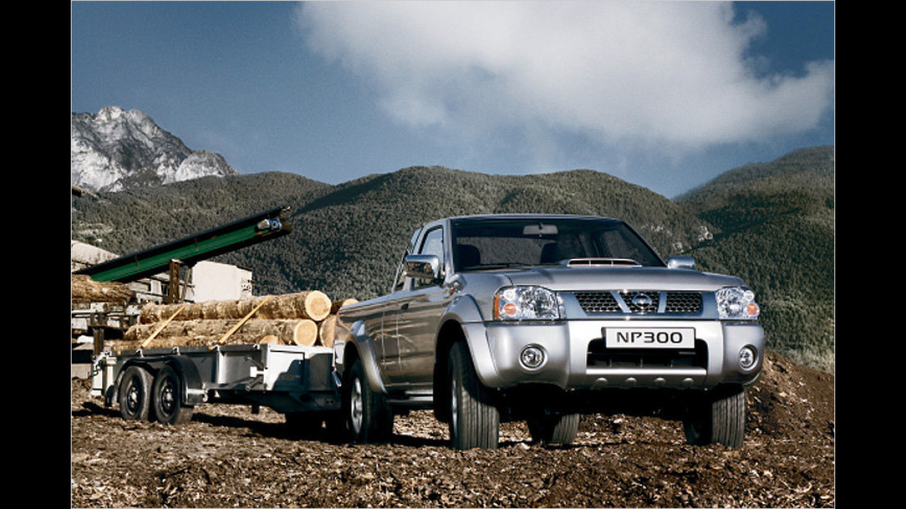 Nissan NP300 Pick-up 2.5 dCi
