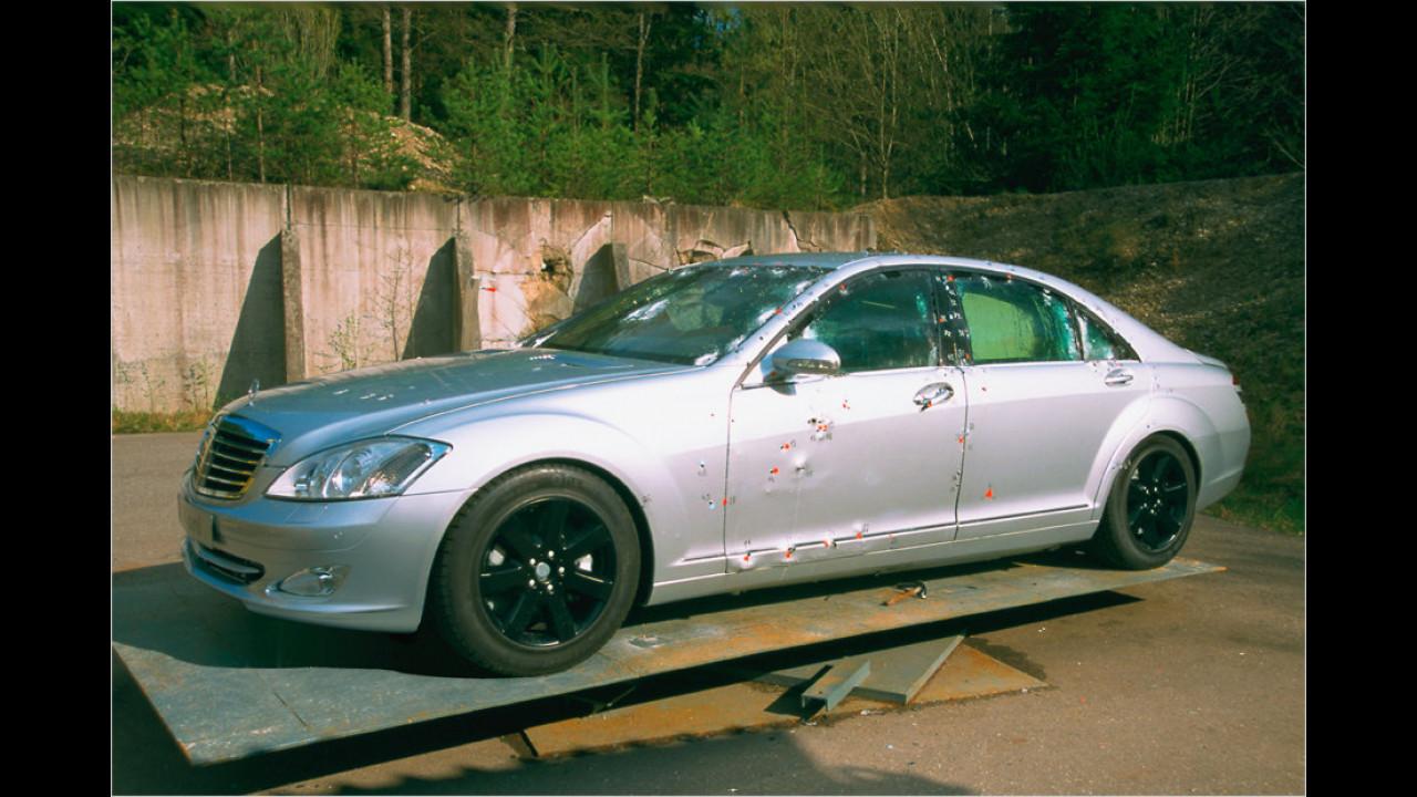 Mercedes S-Klasse Guard