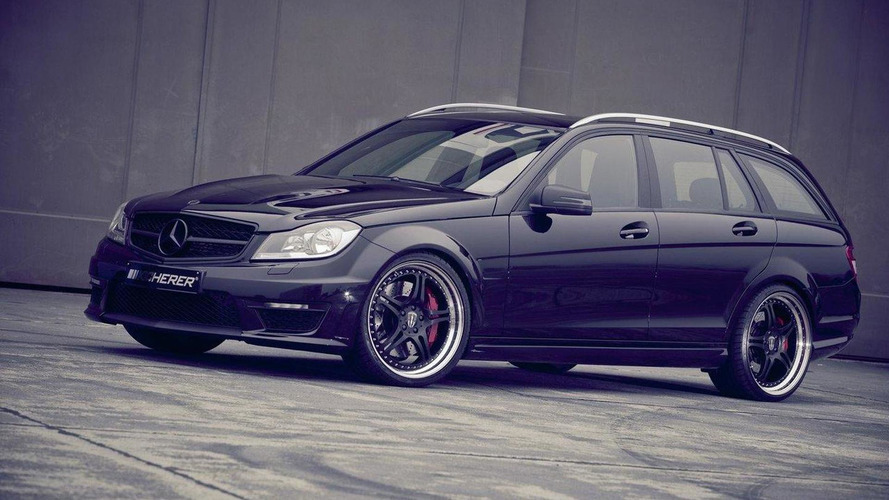 Mercedes-Benz C63 T AMG Supersport by Kicherer