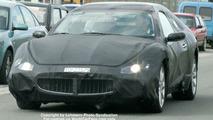 Maserati GT Coupe  Spy Photo