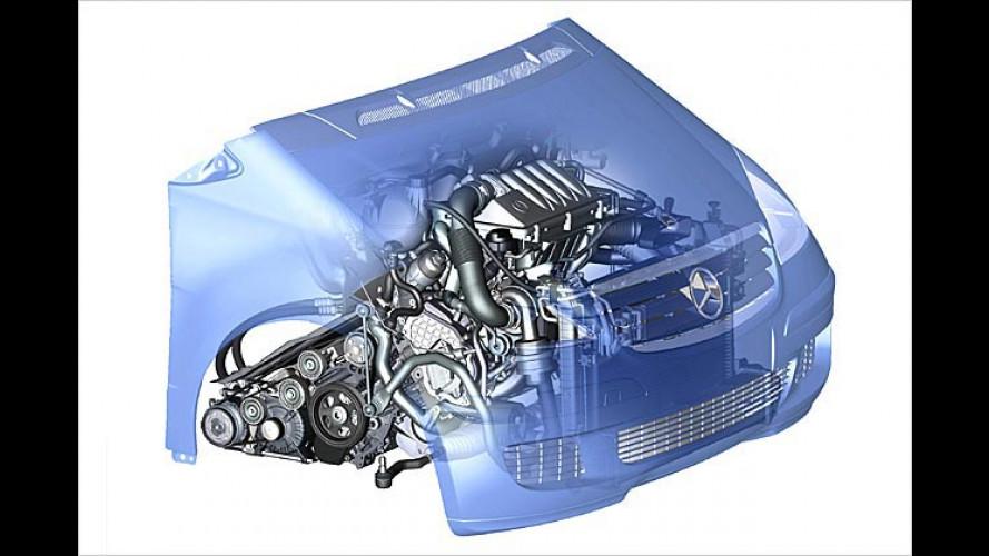 Neue A-Klasse: Starke Motoren und innovative Getriebe